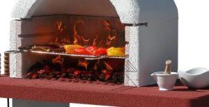 Barbecue Fisso in muratura